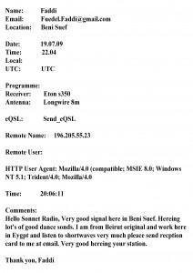 Sonnet Radio (Ägypten)