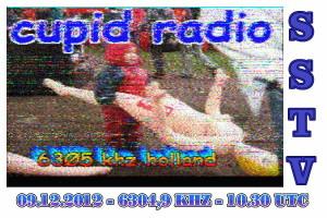 SSTV Cupid Radio