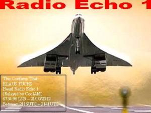 eQSL Echo1 - A
