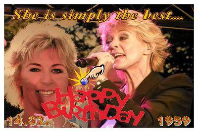 Happy Birthday Anny
