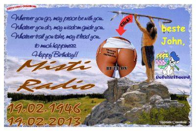Happy Birthday Misti Radio-2013